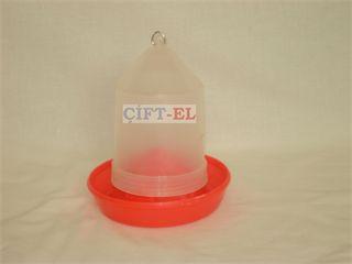 0,5 Kg Plastik silolu Civciv Yemliği